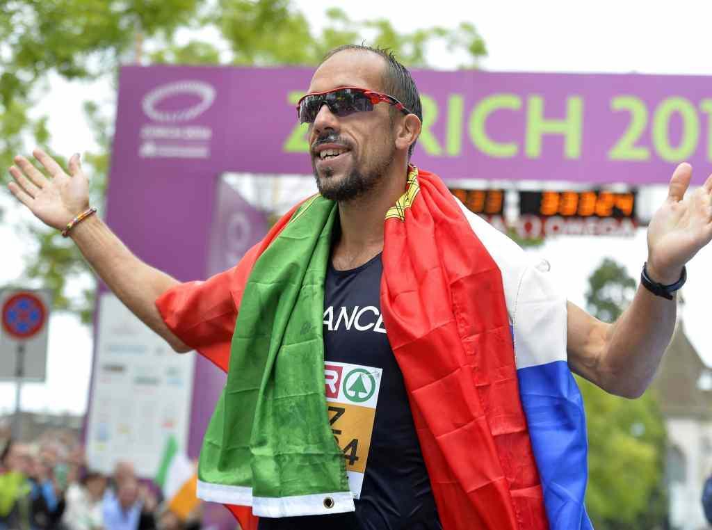 Campeão mundial dos 50km marcha dedica ouro a familiares de Mirandela
