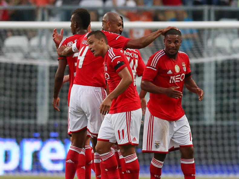 Boavista VS Benfica (Lusa)
