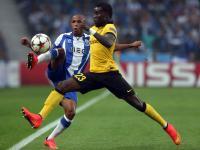 FC Porto vs. Lille (LUSA)