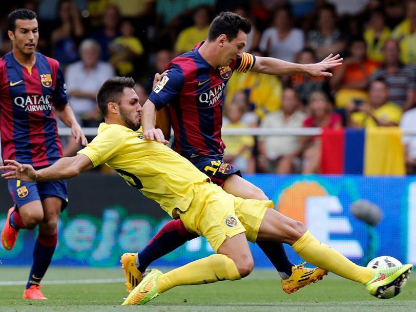 Miúdo salva Barcelona
