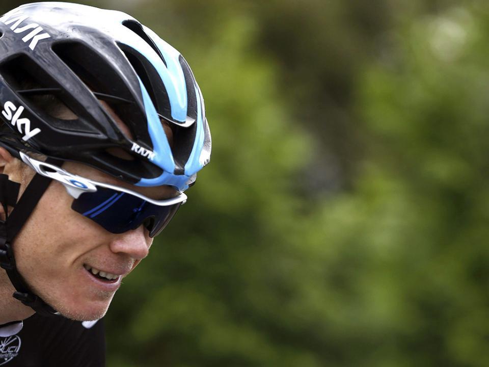 Giro: Froome vence etapa e assume liderança