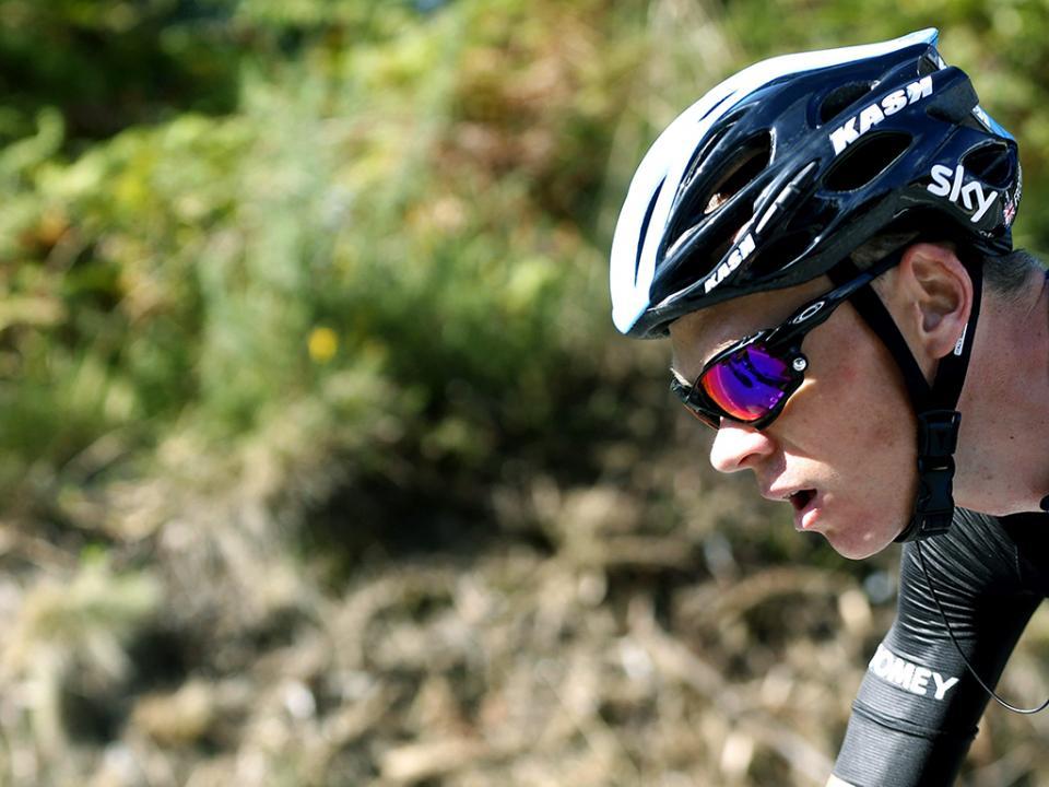 Giro: Nieve ganha penúltima etapa, Froome perto da vitória final