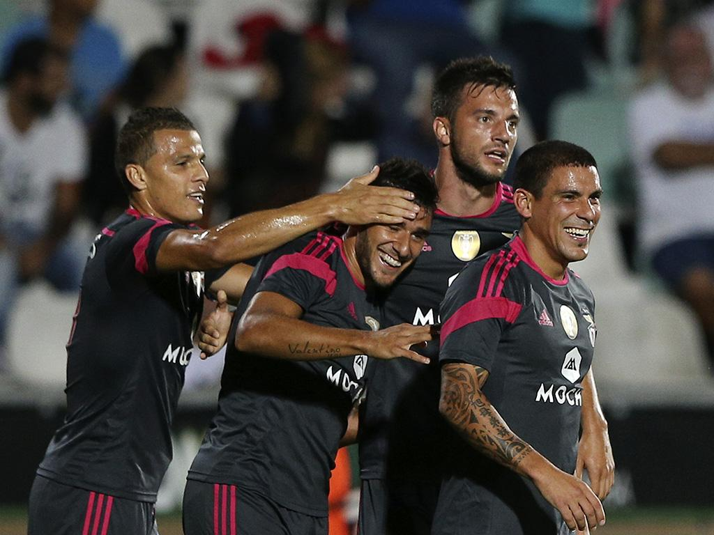 V. Setúbal-Benfica, 0-5 (crónica)