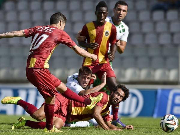 Moreirense-Rio Ave: 1-1 (destaques)