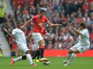 Manchester United vs Queens Park Rangers (Lusa)