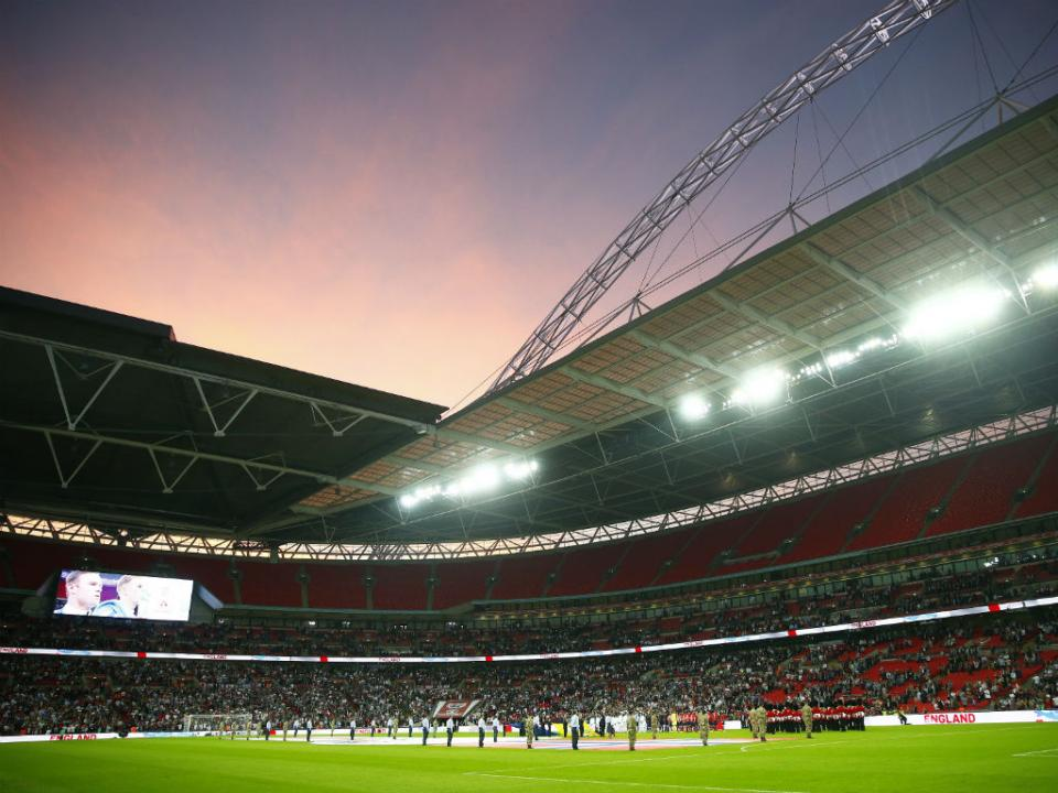 Euro2020: UEFA passa jogos de Bruxelas para Wembley