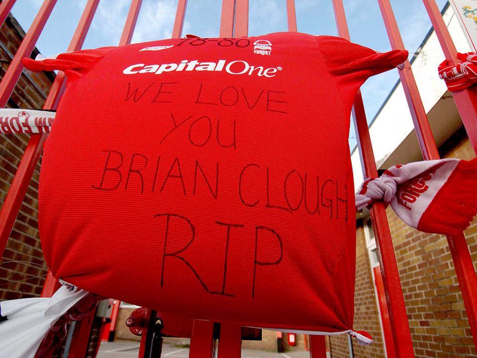 Dez anos sem Brian Clough, o homem que andava sobre as águas