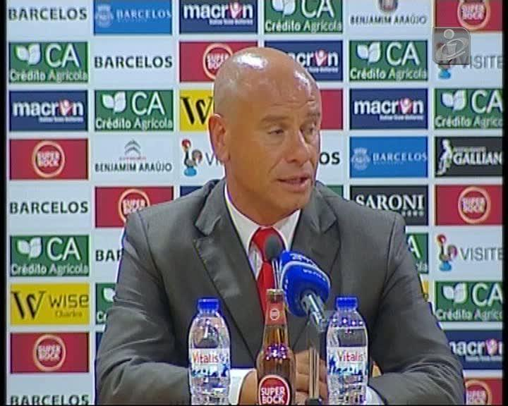 Gil Vicente: José Mota poupa cinco na Taça da Liga