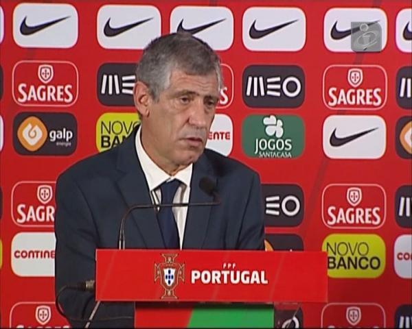Oficial: FIFA rejeita recurso de Fernando Santos e mantém oito jogos