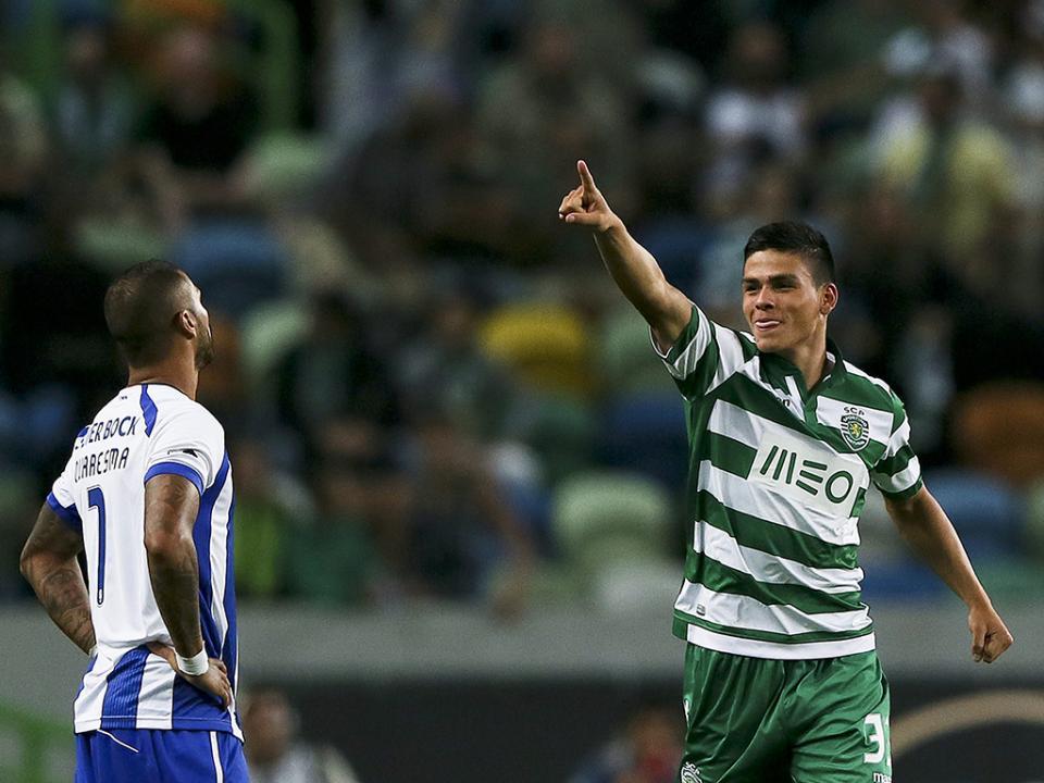 Sporting indisponível para negociar Jonathan Silva