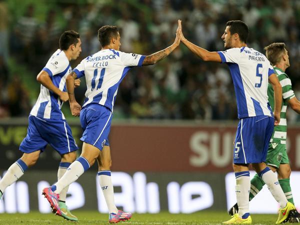 Danilo: «Não podemos sofrer um golo daqueles»