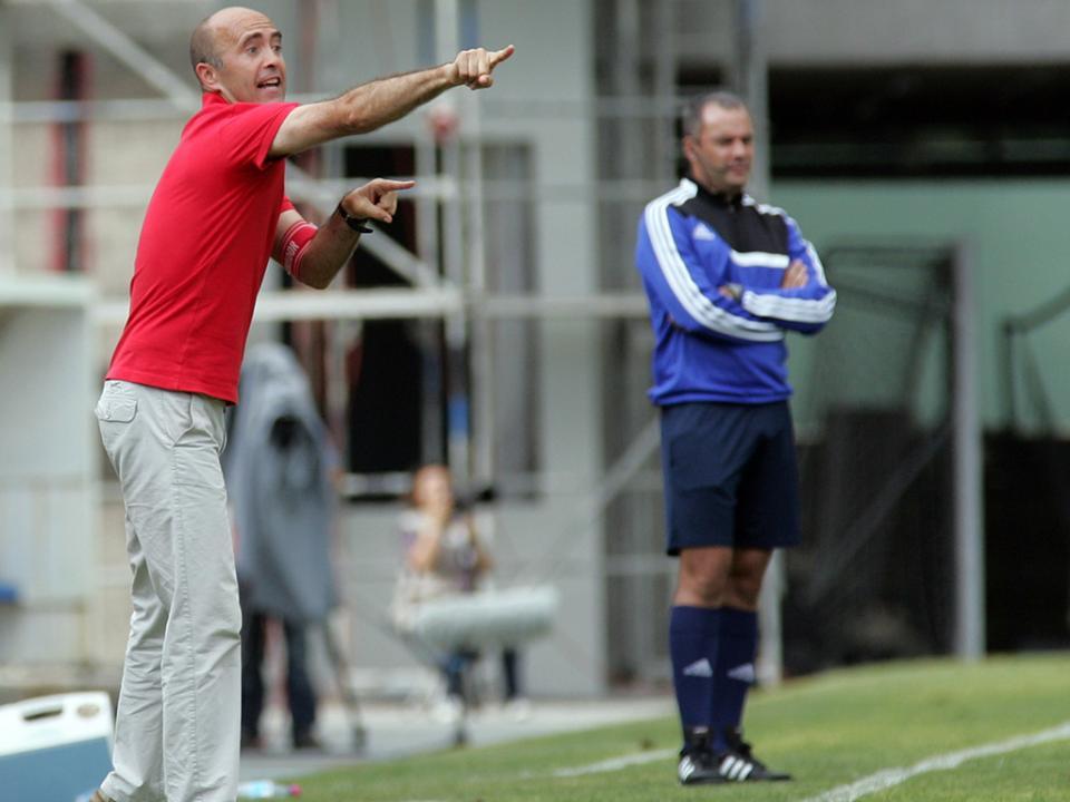 Leonel Pontes: «O Maazou tem-se destacado e isso é bom para nós»