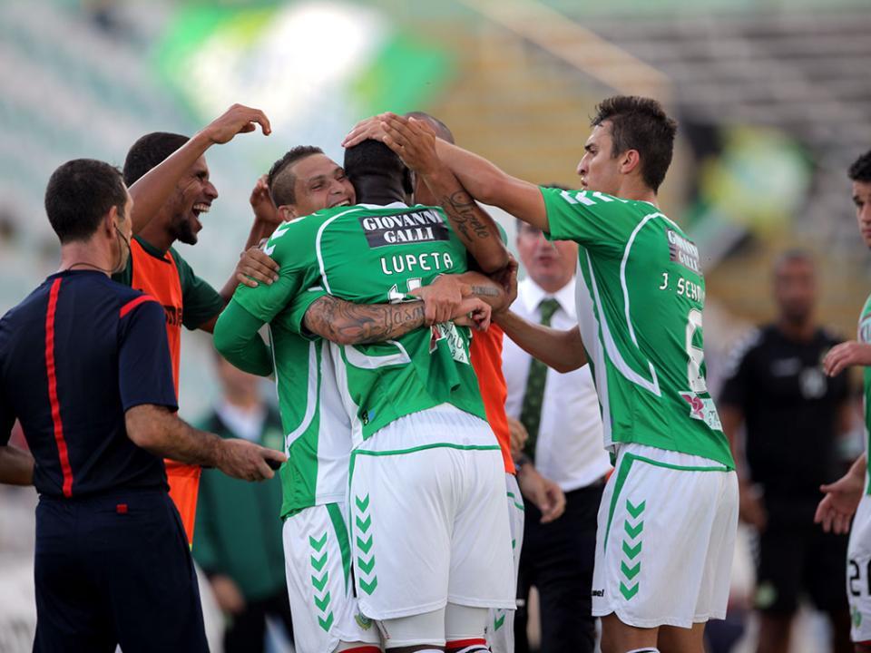 V. Setúbal: Lupeta de regresso para jogo com o V. Guimarães