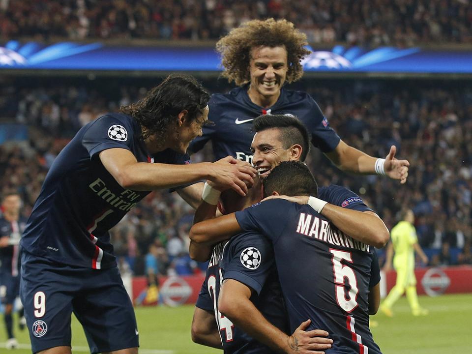 PSG: dois golos de Lucas na vitória sobre um Bordéus sem Ilori
