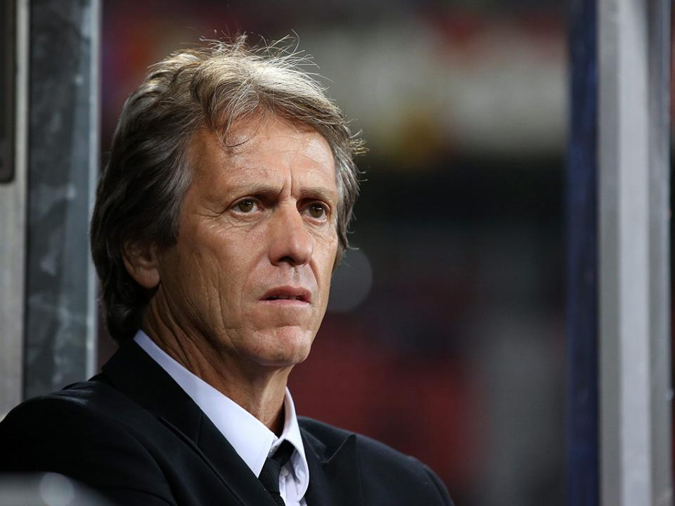 Jesus: «Sp. Braga vai ser um jogo à Champions»