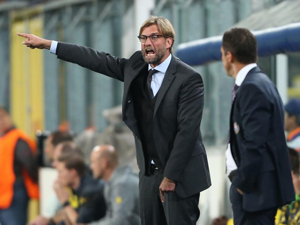 Dortmund segura Klopp: «Ele é que decide o momento da saída»