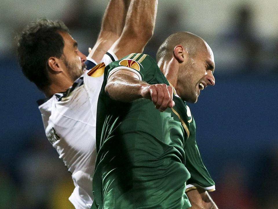 Atenção Estoril: Panathinaikos perde em casa do Olympiakos