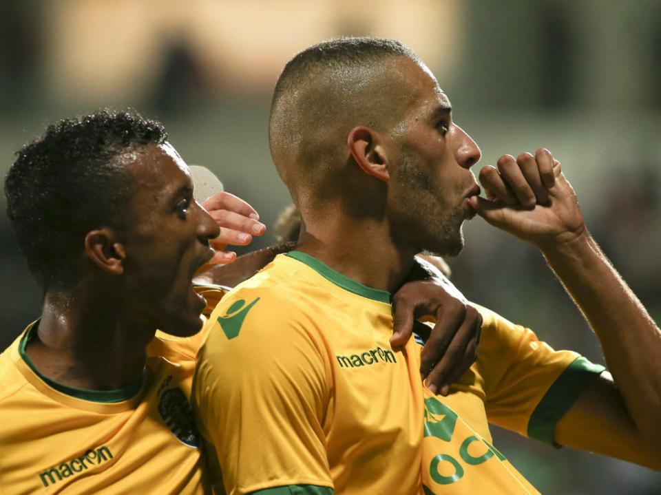«Com Slimani a fazer golos e Montero a voltar ao melhor nível, muito cuidado com o Sporting»