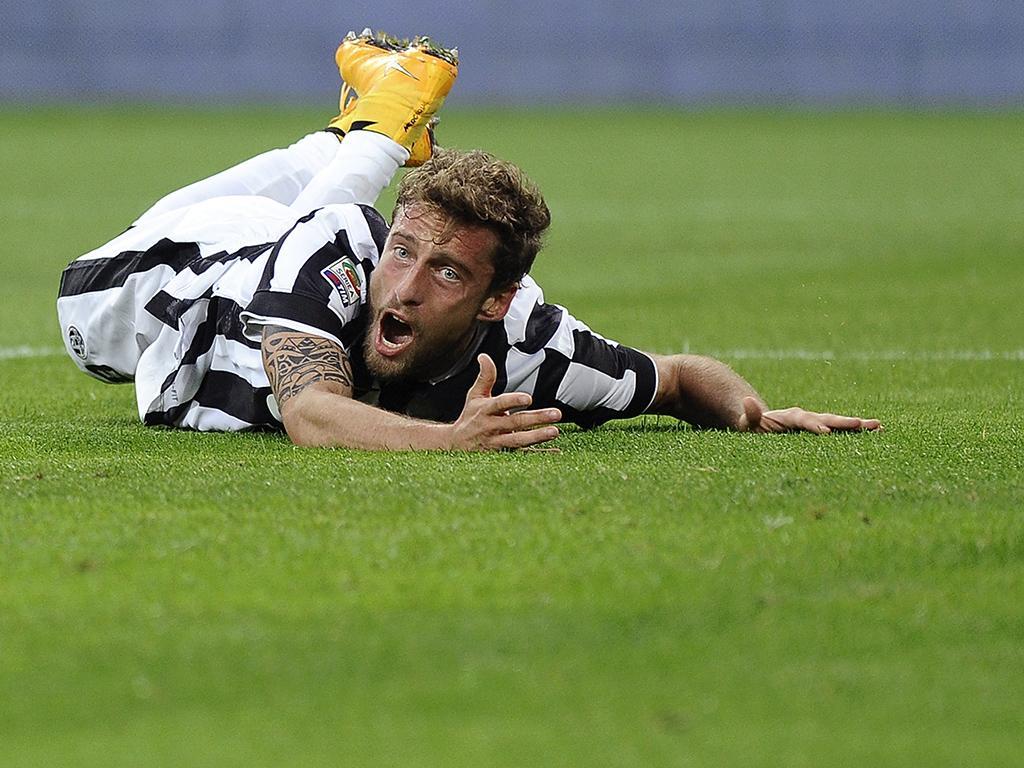 Marchisio Ronaldo já é mais avançado que Benzema