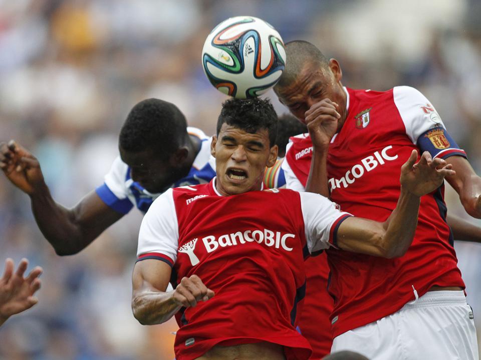 Danilo (Sp. Braga) convocado para os sub-21 brasileiros