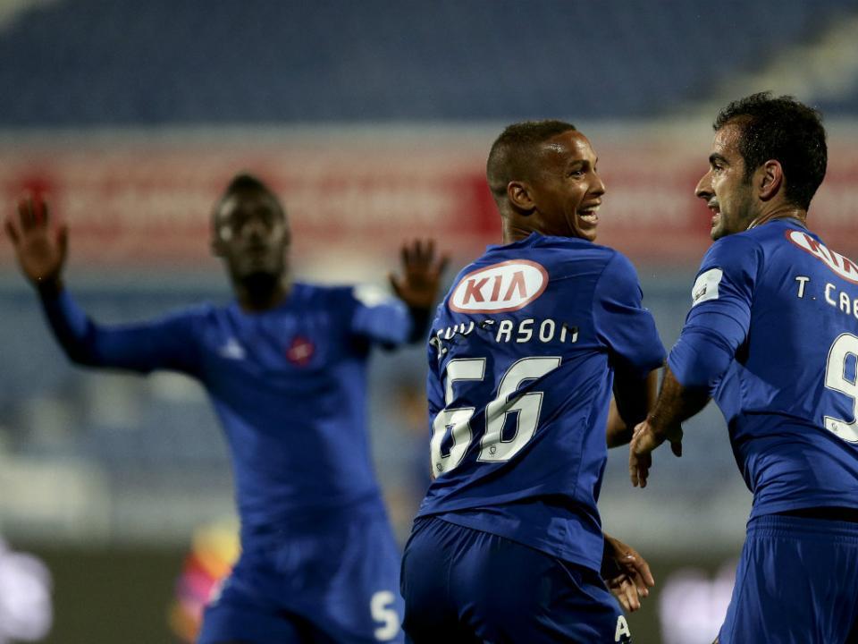 Taça da Liga: Belenenses sobrevive nas grandes penalidades