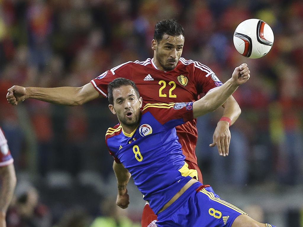 Bélgica vs Andorra (REUTERS)