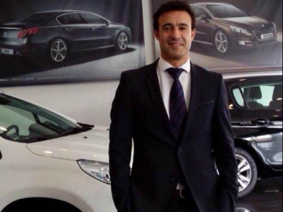 Ivo Damas: a segunda vida como comercial de automóveis