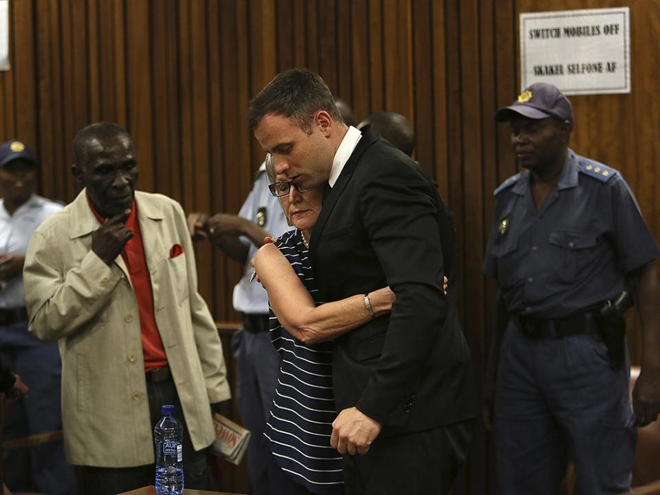 Caso Pistorius: Ministério Público vai recorrer da sentença
