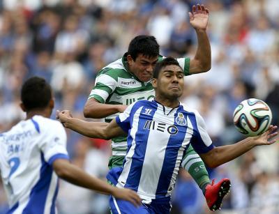 TP: FC Porto-Sporting, 1-3 (crónica)