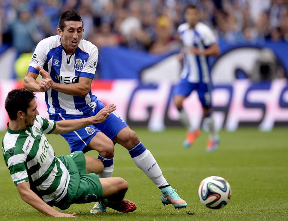 Sporting: Paulo Oliveira esteve em Setúbal a apoiar o V. Guimarães