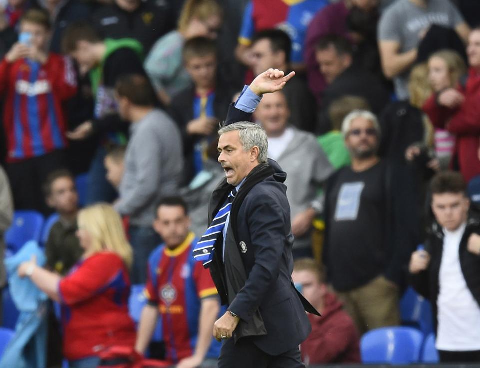 Mourinho: «Diego Costa não pode jogar amanhã»