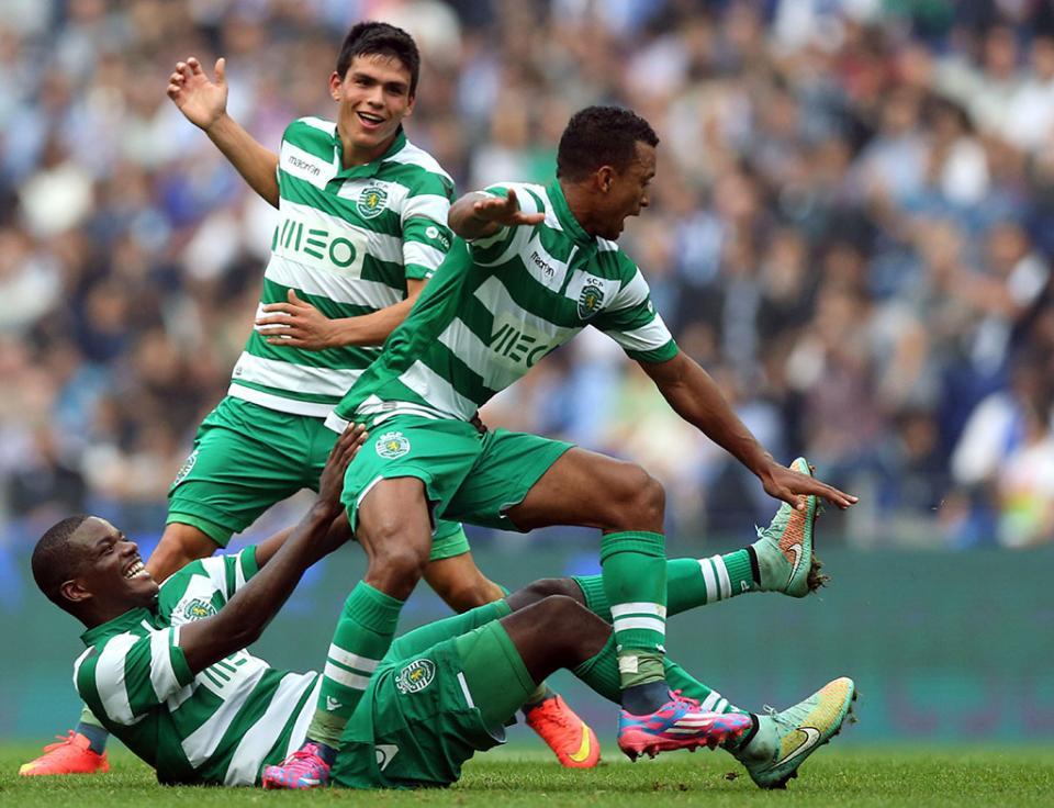 Sporting-Marítimo: confira os onzes oficiais