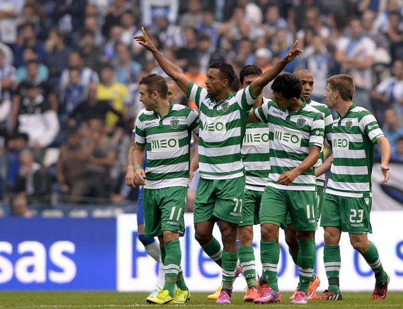 Porto vs Sporting (LUSA)