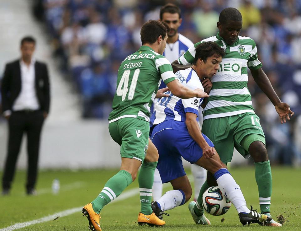 Liga Campeões: FC Porto-At. Bilbao em direto na TVI