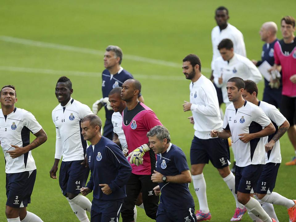 FC Porto sem tempo para folga