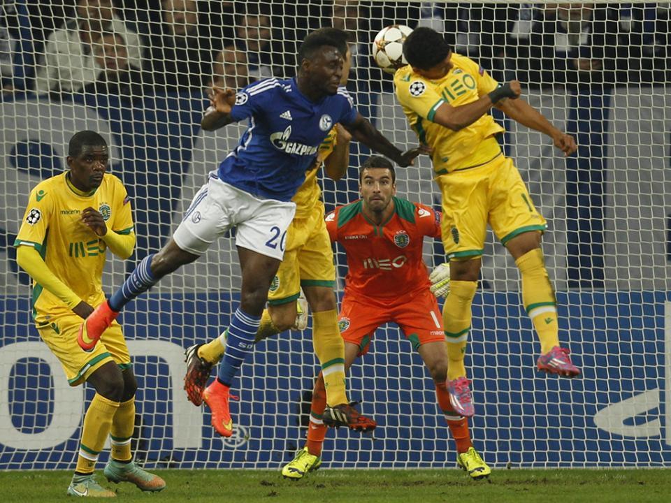 Schalke-Sporting: UEFA decide terça-feira