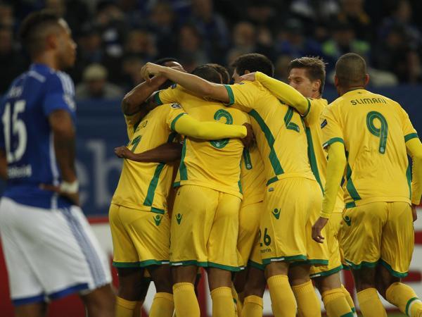 Schalke-Sporting: UEFA não dá provimento à queixa leonina