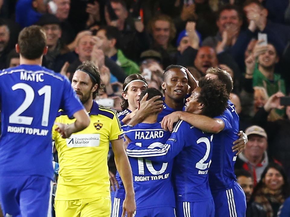 Europa: jogos e resultados dos adversários das equipas portuguesas