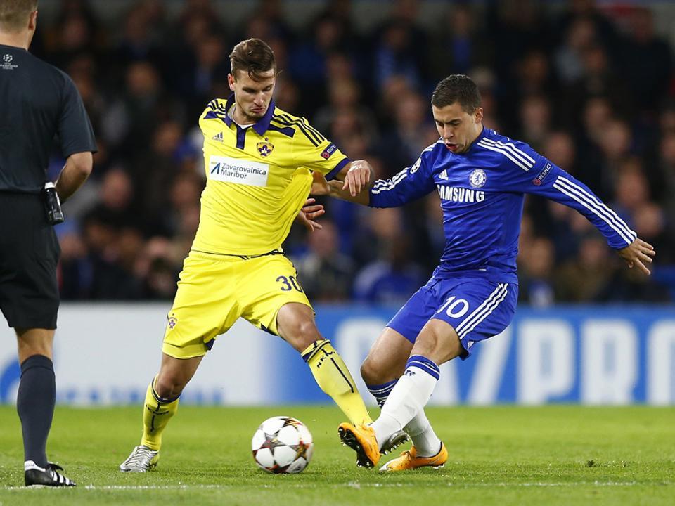 LC, Grupo G: fácil para o Chelsea mesmo sem Diego Costa (e depois Rémy)