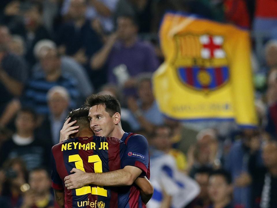 Messi: «O treinador tira-me quando tiver de tirar»