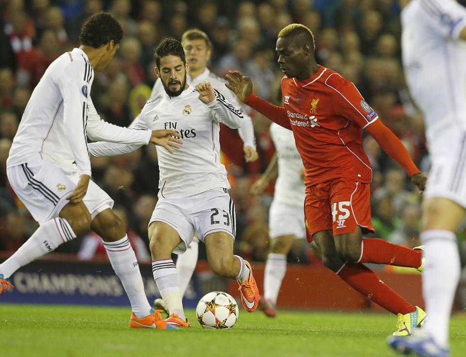 Brendan Rodgers falou com Balotelli sobre troca de camisola com Pepe