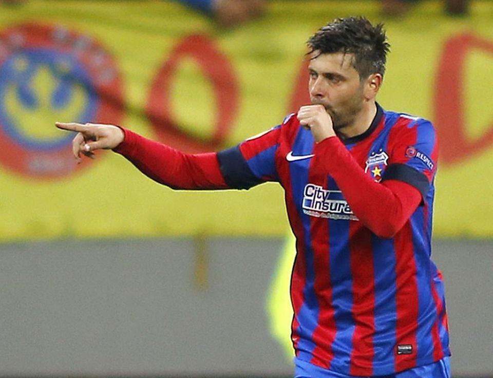 Rusescu (ex-Sp. Braga) correu riscos de perder um olho