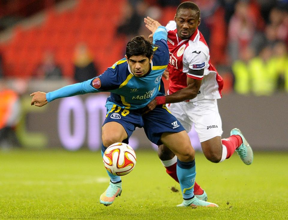LE, Grupo G: empate luso, Rijeka bate Feyenoord
