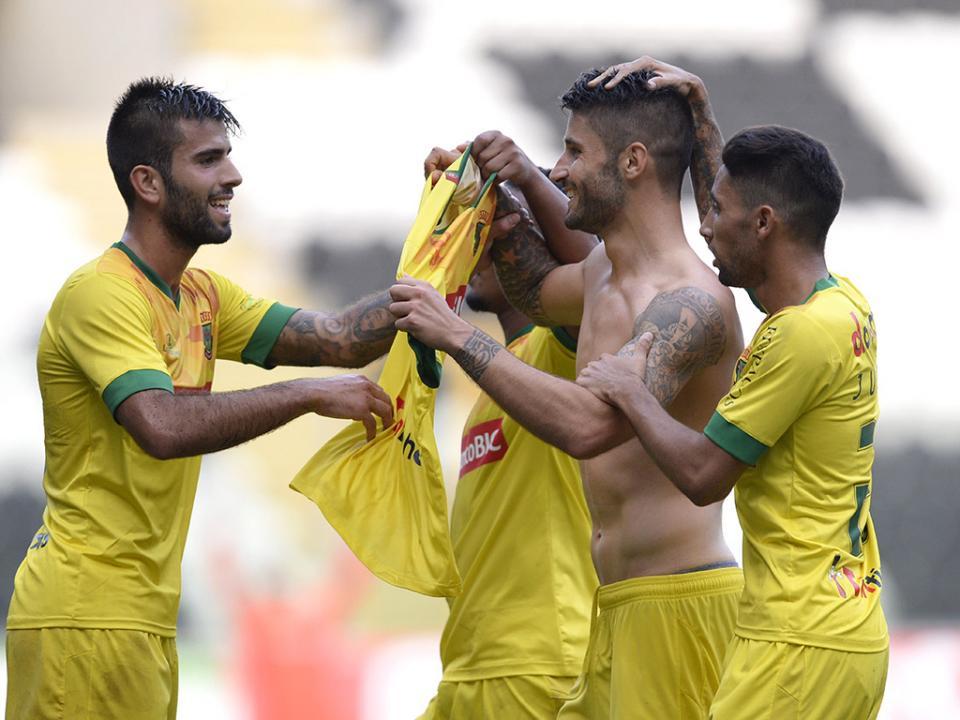 Boavista-Paços Ferreira, 1-2 (destaques)