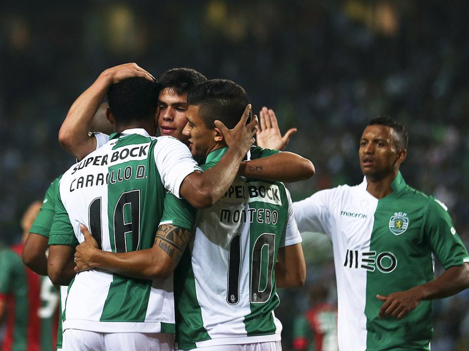 Sp. Espinho-Sporting joga-se a 21 de novembro em Santa Maria da Feira