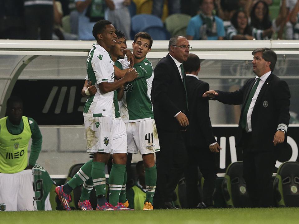 Marco Silva: «Montero começa a adquirir confiança»