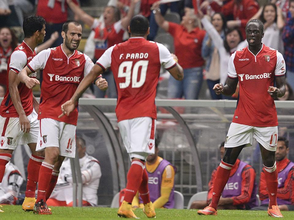 «Houve uma equipa que foi muito melhor, e foi o Sp. Braga»
