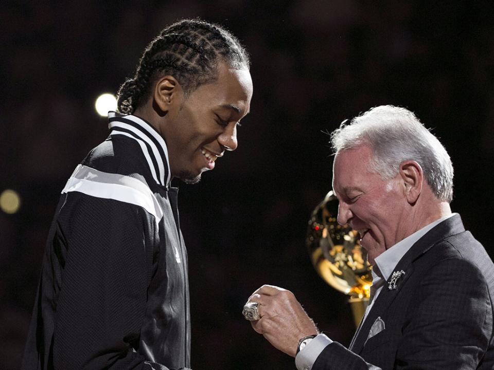 NBA: Kawhi Leonard nos Raptors, DeRozan cedido aos Spurs