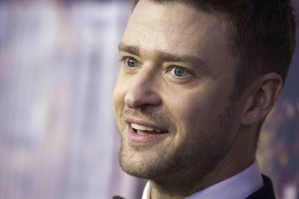 Justin Timberlake abre concerto para fãs verem Inglaterra-Croácia