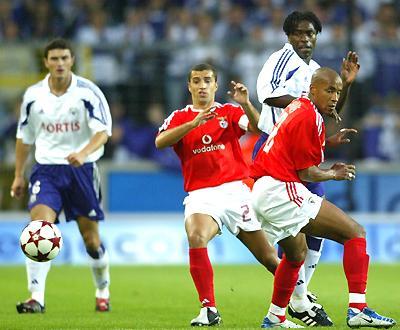 Dos Santos: «Benfica não jogou muito bem, mas foi campeão»